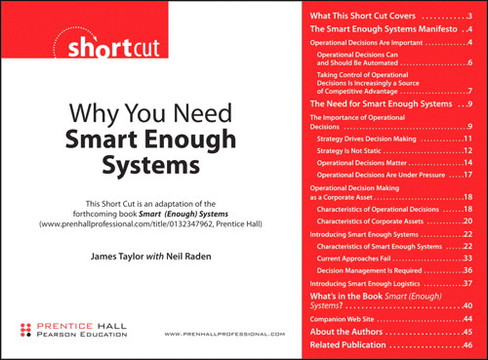 Why You Need Smart Enough Systems