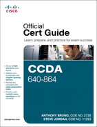 Cover of CCDA 640-864 Official Cert Guide