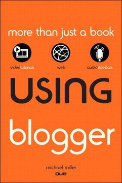 Using Blogger