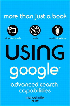 Using Google Advanced Search Capabilities