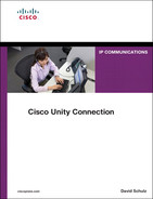Cover of Cisco Unity Connection
