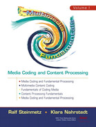 Cover of Multimedia Fundamentals Volume 1: Media Coding and Content Processing