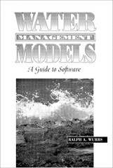 Water Management Models: A Guide to Software