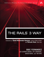 Cover Image: The Rails 3 Way, by Obie Fernandez