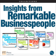 Cover of Insights from Remarkable Business People (Collections)