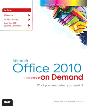 Microsoft Office 2010 On Demand