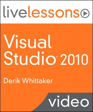 Visual Studio 2010 LiveLessons