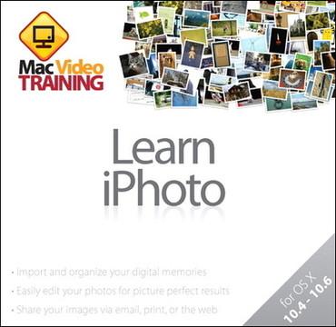 Learn iPhoto: Mac Video Training
