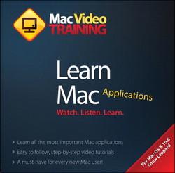 Learn Mac Applications: Mac Video Training