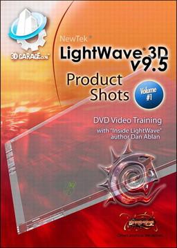 LightWave 3D, v9.6 Product Shots, Vol. 1