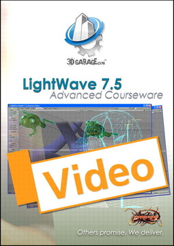 LightWave 7.5 Advanced Courseware