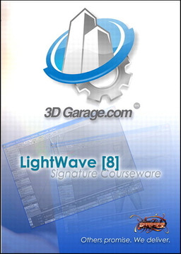 LightWave v8 Signature Courseware