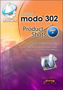 modo Product Shots, Vol. 1