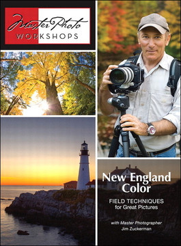 New England Color: Field Techniques for Great Pictures