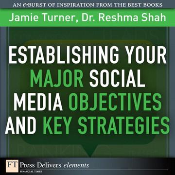 Establishing Your Major Social Media Objectives and Key Strategies