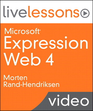 Microsoft Expression Web 4 LiveLessons