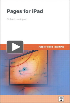 Apple Training Series: Pages for iPad