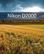 Cover of Nikon D7000: From Snapshots to Great Shots