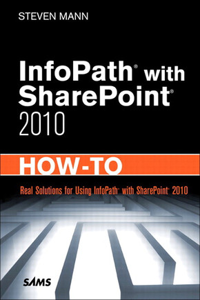 info path with sharepoint 2010
