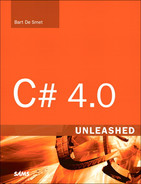 Cover of C# 4.0 Unleashed