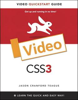 CSS3 Video QuickStart Guide