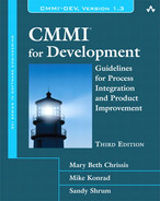 Cover of CMMI for Development: Guidelines for Process Integration and Product Improvement, Third Edition
