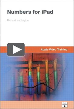 Apple Training Series: Numbers for iPad