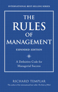 Cover of The Rules Of Management: A Definitive Code for Managerial Success, Expanded Edition
