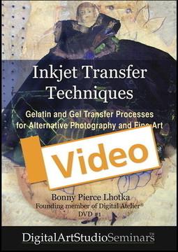 Inkjet Transfer Techniques