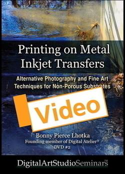 Printing on Metal Inkjet