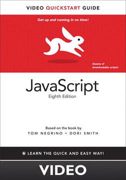 JavaScript: Video QuickStart Guide