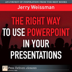 The Right Way to Use PowerPoint in Your Presentations