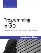 Cover of Programming in Go: Creating Applications for the 21st Century