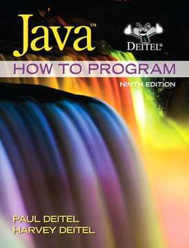 Java How to Program (early objects), 9/e