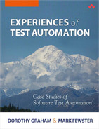 Cover of Experiences of Test Automation: Case Studies of Software Test Automation