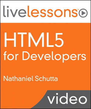 HTML5 for Developers LiveLessons