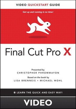 Final Cut Pro X Video QuickStart