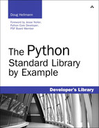 Cover of The Python Standard Library by Example