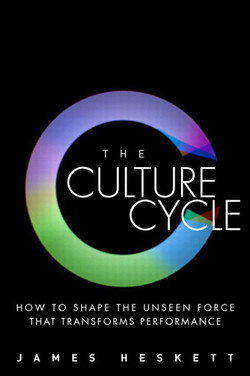 The Culture Cycle: How to Shape the Unseen Force that Transforms Performance