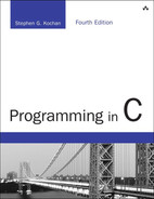 Cover of Programming in C, Fourth Edition