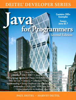 Java™ for Programmers: Deitel Developer Series, Second Edition