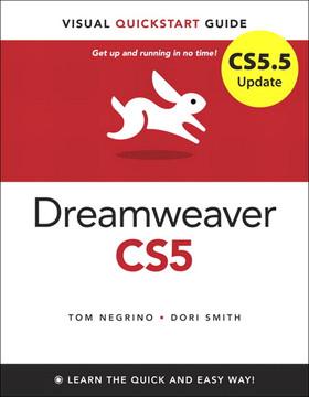 CS5.5 Update: Dreamweaver CS5 Visual QuickStart Guide