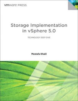 Storage Implementation in vSphere® 5.0