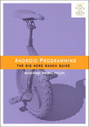 Cover of Android Programming: The Big Nerd Ranch Guide