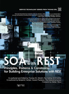 Cover of SOA with REST: Principles, Patterns & Constraints for Building Enterprise Solutions with REST