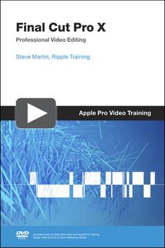 Apple Pro Video Series Final Cut Pro X