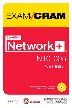 CompTIA Network+ N10-005 Authorized Exam Cram, Fourth Edition