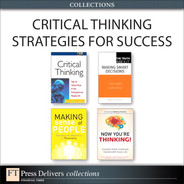 Cover of Critical Thinking Strategies for Success (Collection)