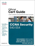 Cover of CCNA Security 640-554 Official Cert Guide