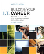 Cover of Building Your I.T. Career: A Complete Toolkit for a Dynamic Career in Any Economy, Second Edition